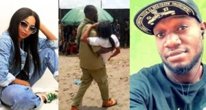 Female NYSC member thanks