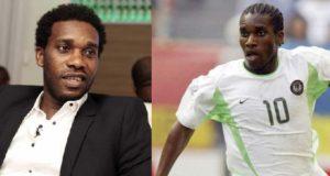 Okocha expresses shock