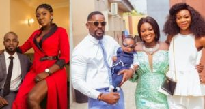 Yvonne Jegede removes husband's surname from Instagram