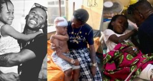 Small Doctor Visits Survivors In The Hospital