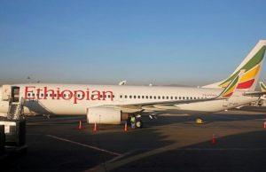 Ethiopian airlines crashes