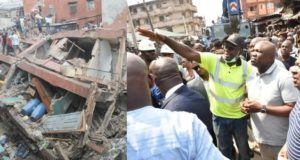 School in the Lagos collapsed building was operating illegally