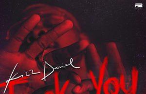 Kizz Daniel Fvck You Lyrics
