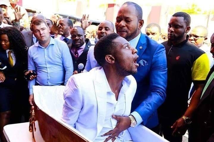 Pastor Alph Lukau Apologizes
