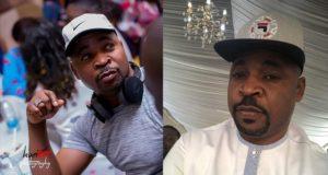 MC Oluomo celebrates