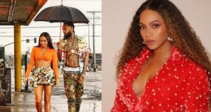 Beyonce shares tribute to late Nipsey Hussle