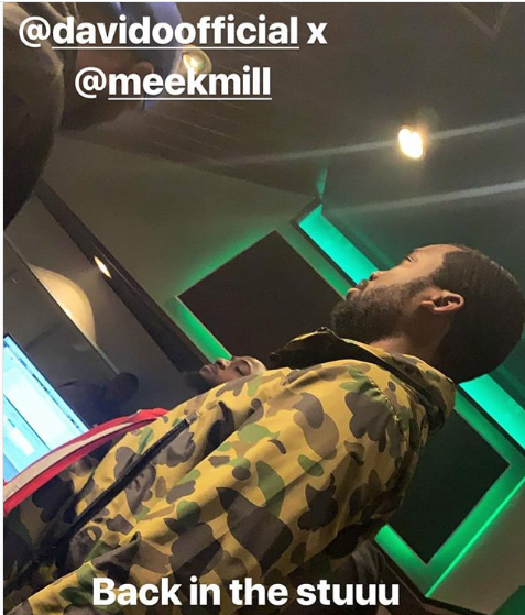 Meek Mill pictured