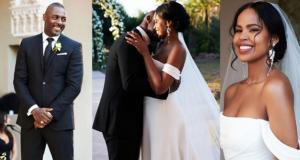 Idris Elba marries secretly