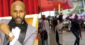 Ikechukwu Threatens To Shoot SARS Officer