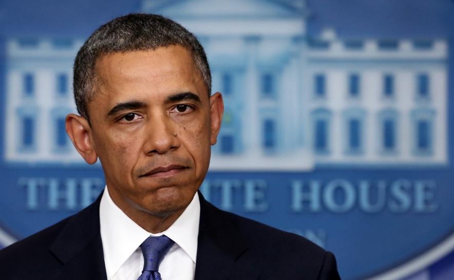 Barack Obama pays tribute