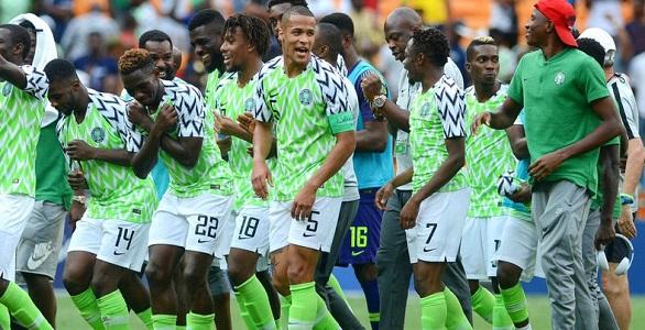 Super Eagles Of Nigeria Move Up 4 Spots In The New FIFA