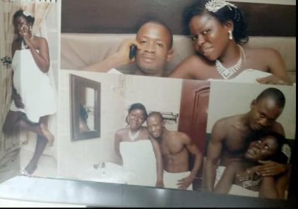 IPOB member releases bedroom pictures