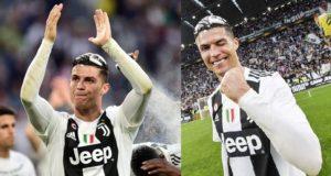 Cristiano Ronaldo Staying