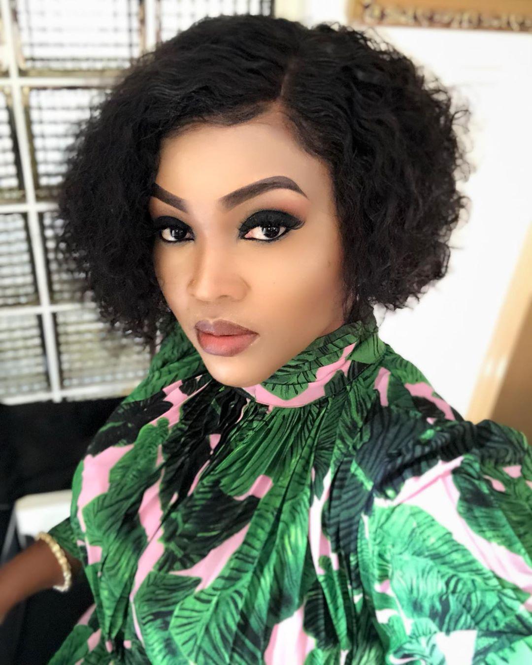 Mercy Aigbe threatens