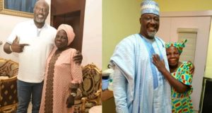 Dino Melaye loses mother