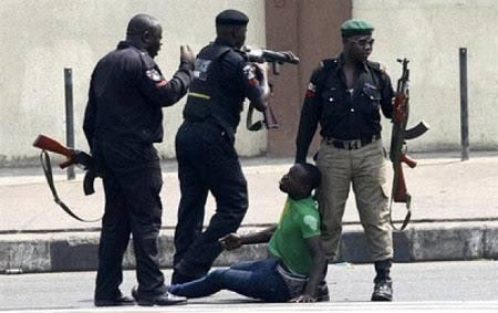 Nigeria Police Force
