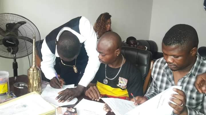 Obaseki Gives Rapper Razaly N10m