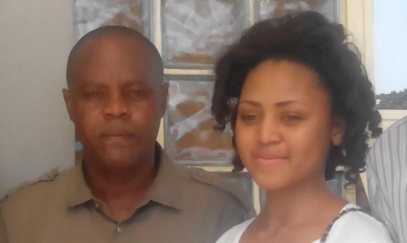Regina Daniels father