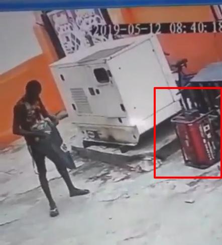 stealing generator
