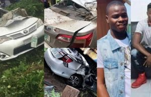 Two Lautech students die