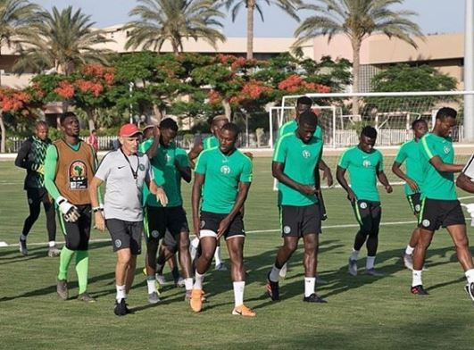 Super Eagles call off their strike