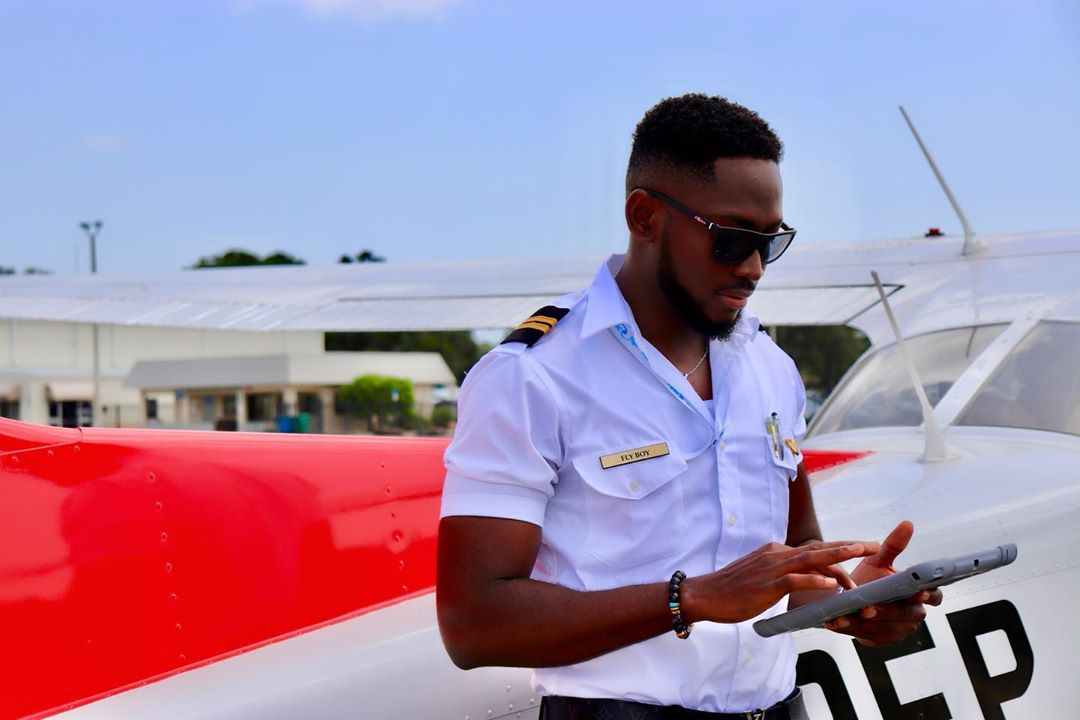 Miracle Ikechukwu becomes certified