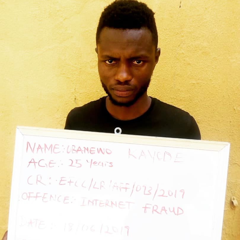 EFCC Nabs Seven Internet Fraud Suspects