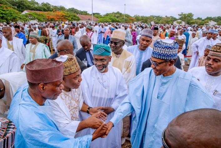 President Buhari Attends