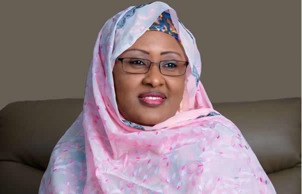 Aisha Buhari Says