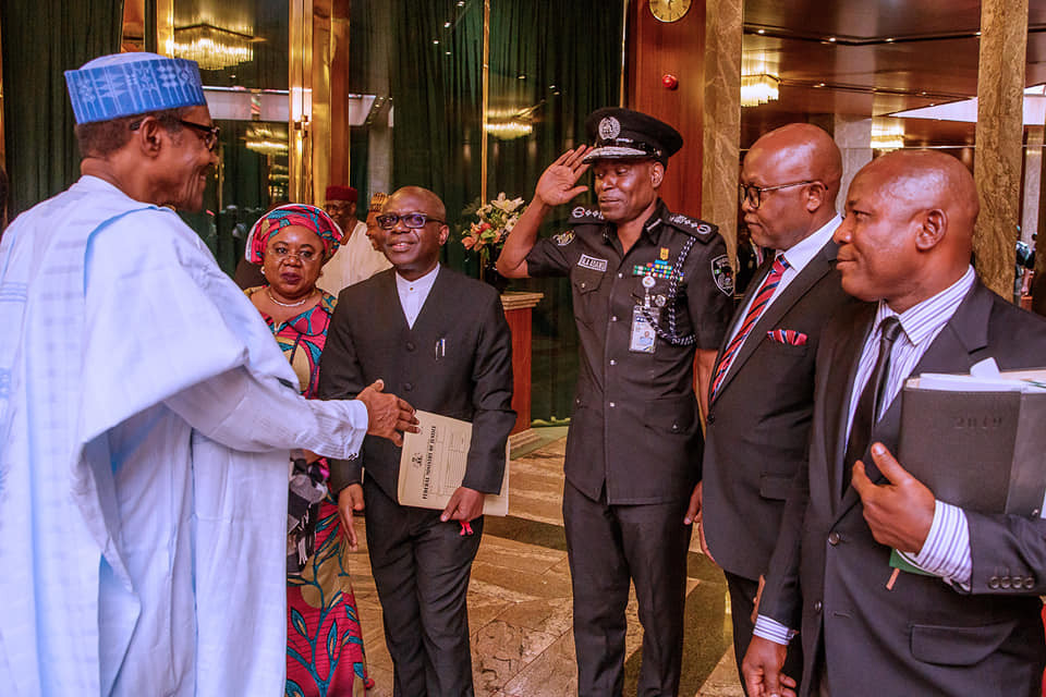 President Buhari assures Nigerians