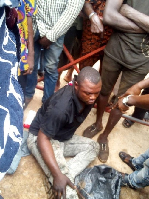 Man with Four wives arrested