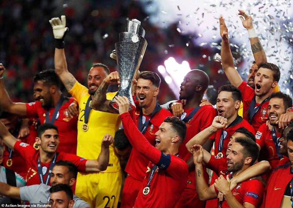 Cristiano Ronaldo leads Portugal