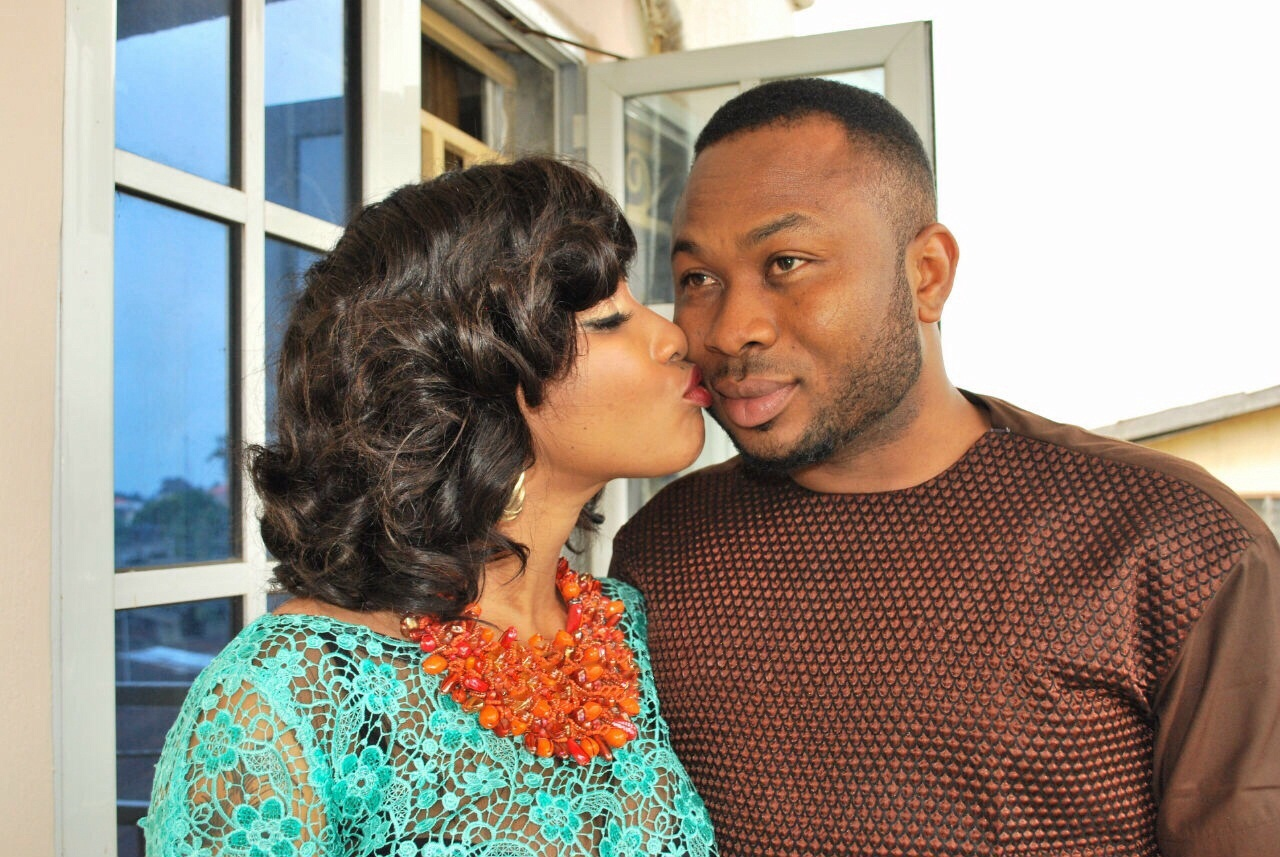 Churchill Sues Tonto Dikeh