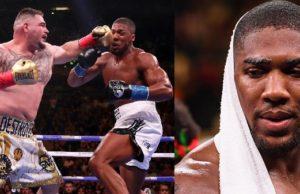 Anthony Joshuas heavyweight
