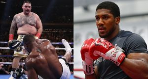 Anthony Joshua tweets