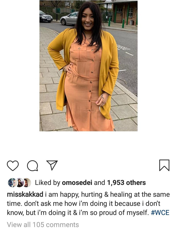 Mofe Duncan's ex-wife
