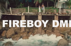 Fireboy DML What If I Say Video