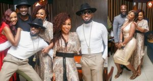 Rita Dominic birthday party