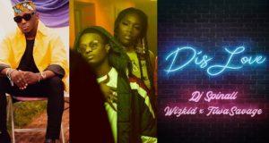 DJ Spinall Dis Love