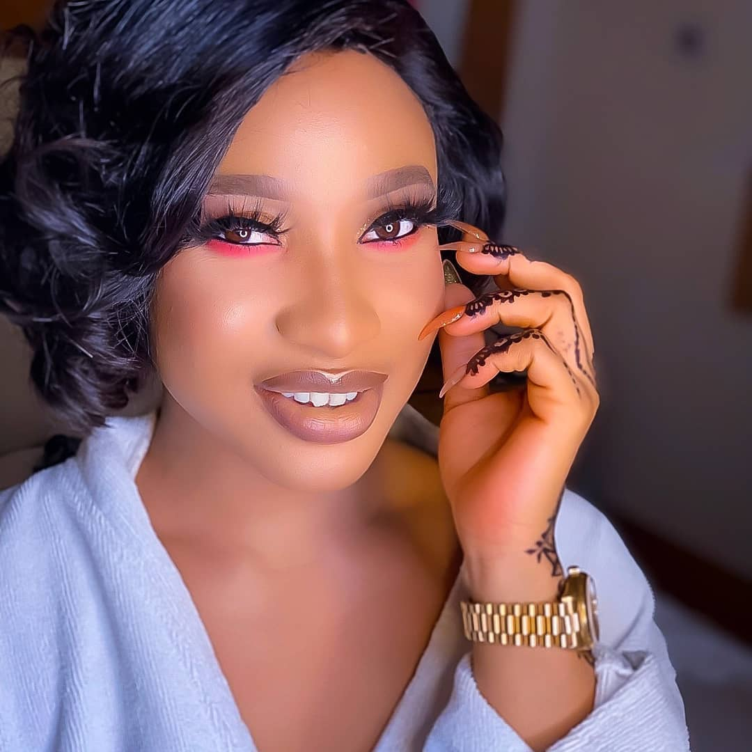Tonto Dikeh shades ex-friend