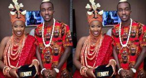 Henry Onyekurus wedding