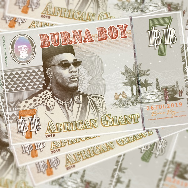 Album: Burna Boy – African Giant