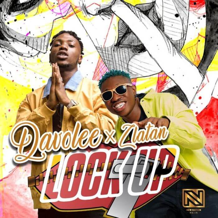 Download Music: DavoLee ft. Zlatan – Lock Up