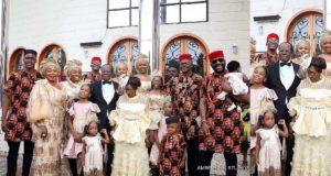Ebuka Obi-Uchendus parents