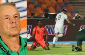 Gernot Rohr speaks