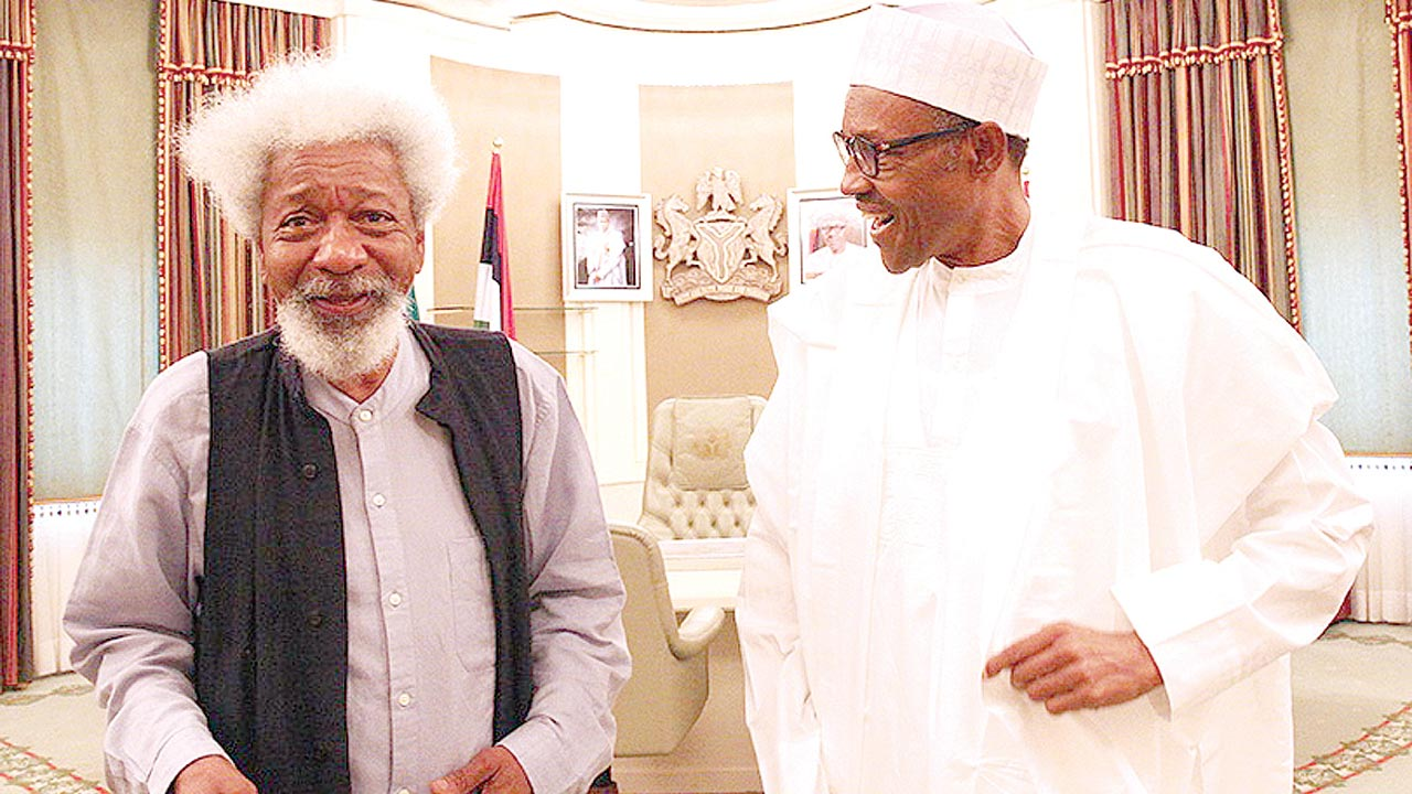 President Buhari's message