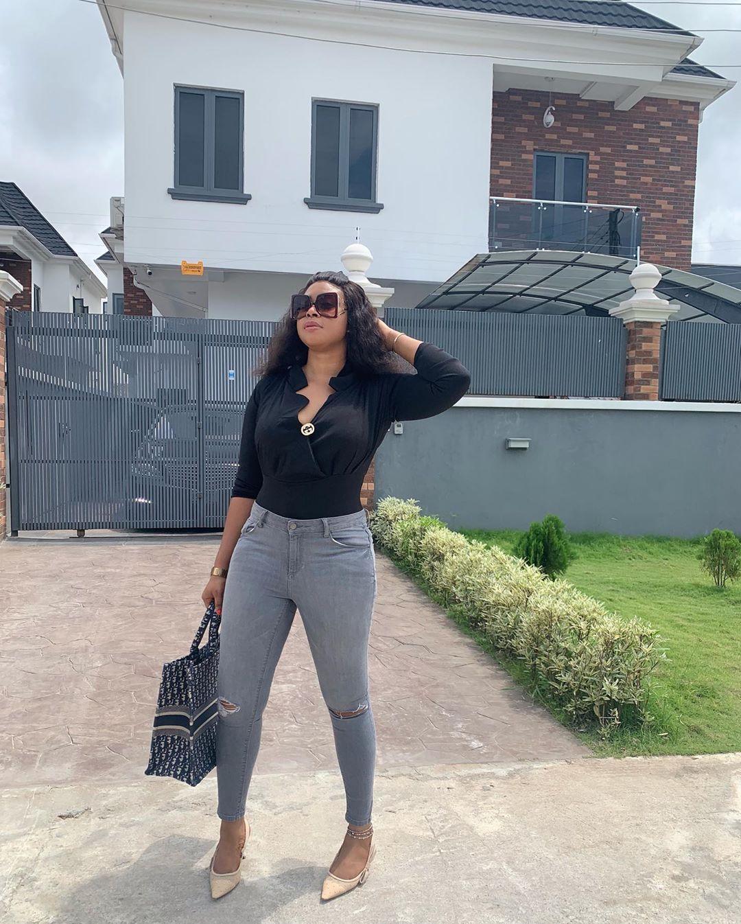 Bold Pinky Mimi Orjiekwe fight dirty