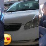 Car thief arrested