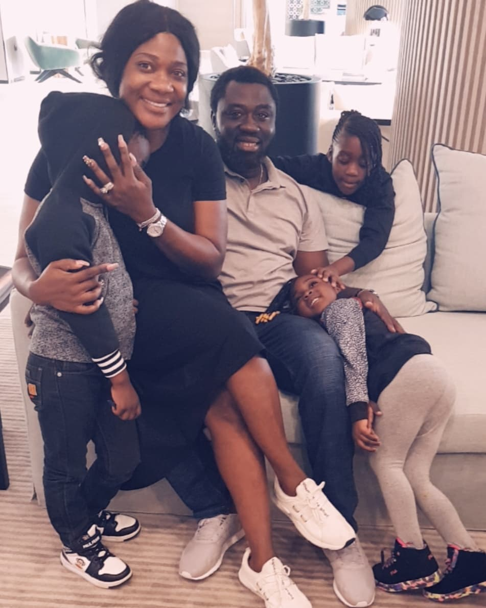 Mercy Johnson Okojie 8th wedding anniversary