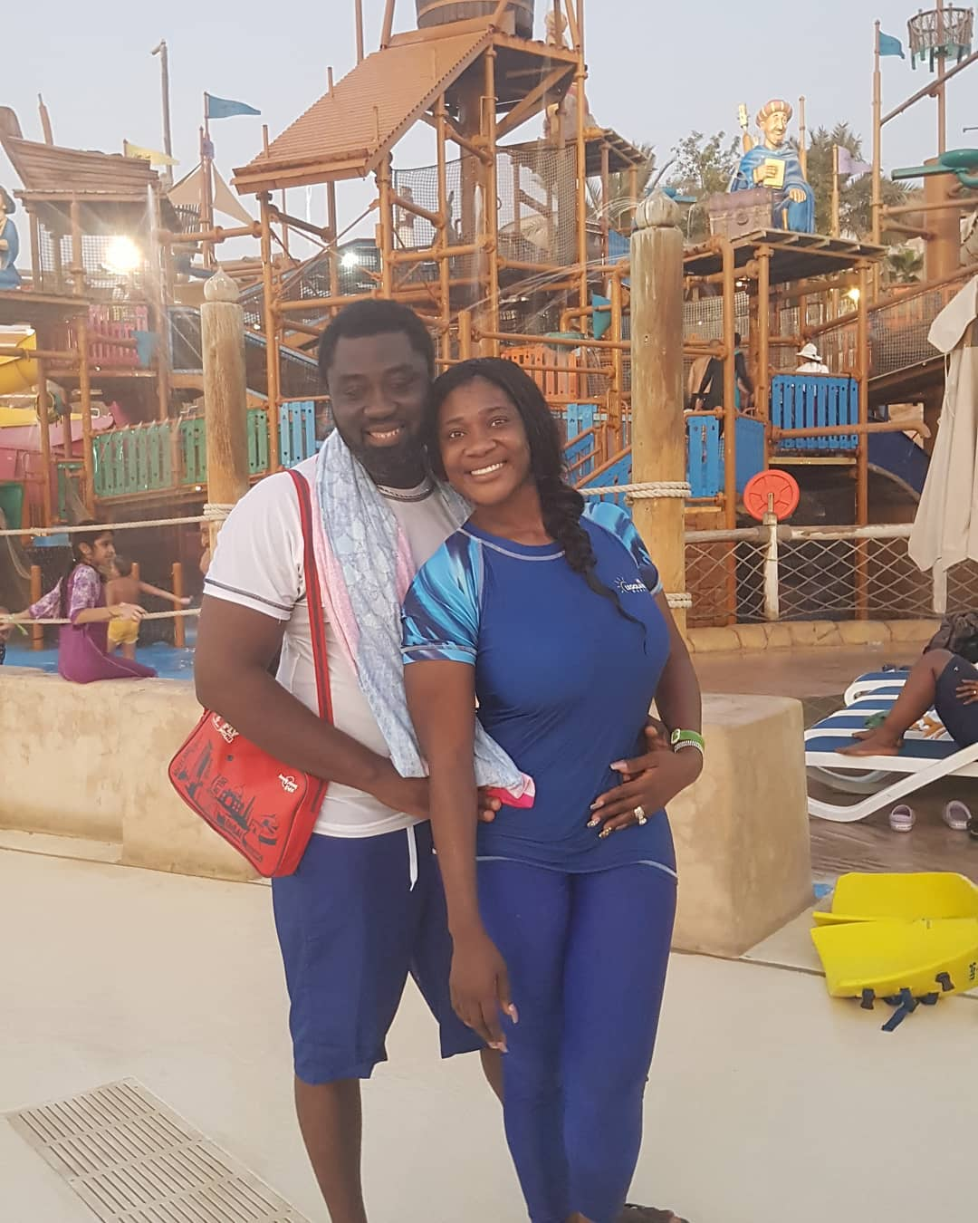 Mercy Johnson Okojie 8th wedding anniversary